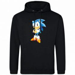 Мужская толстовка Sonic - FatLine