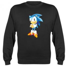 Реглан (свитшот) Sonic - FatLine