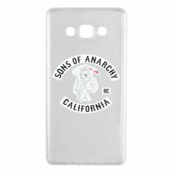 Чехол для Samsung A7 2015 Sons of Anarchy Samcro Original