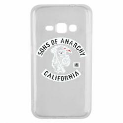 Чехол для Samsung J1 2016 Sons of Anarchy Samcro Original