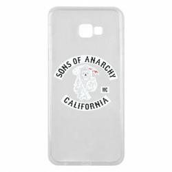 Чехол для Samsung J4 Plus 2018 Sons of Anarchy Samcro Original