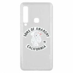 Чехол для Samsung A9 2018 Sons of Anarchy Samcro Original