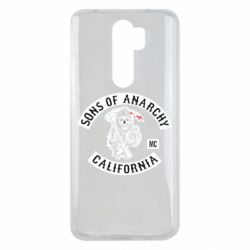 Чехол для Xiaomi Redmi Note 8 Pro Sons of Anarchy Samcro Original