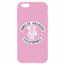 Чехол для iPhone 6 Plus/6S Plus Sons of Anarchy Samcro Original