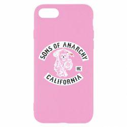 Чехол для iPhone 7 Sons of Anarchy Samcro Original