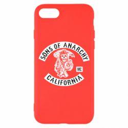 Чехол для iPhone 8 Sons of Anarchy Samcro Original