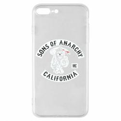 Чехол для iPhone 8 Plus Sons of Anarchy Samcro Original