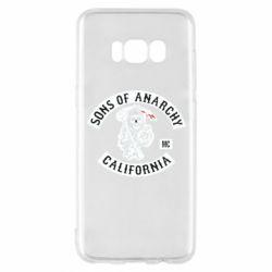 Чехол для Samsung S8 Sons of Anarchy Samcro Original