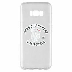 Чехол для Samsung S8+ Sons of Anarchy Samcro Original