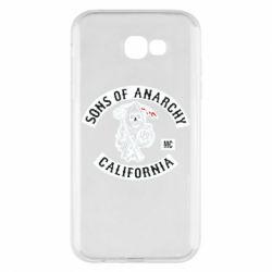 Чехол для Samsung A7 2017 Sons of Anarchy Samcro Original