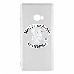 Чехол для Xiaomi Mi Note 2 Sons of Anarchy Samcro Original