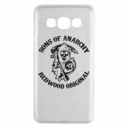 Чехол для Samsung A3 2015 Sons of Anarchy