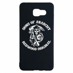 Чехол для Samsung A5 2016 Sons of Anarchy