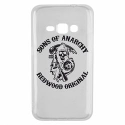 Чехол для Samsung J1 2016 Sons of Anarchy