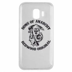 Чехол для Samsung J2 2018 Sons of Anarchy