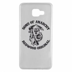 Чехол для Samsung A7 2016 Sons of Anarchy