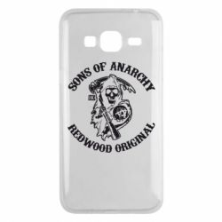 Чехол для Samsung J3 2016 Sons of Anarchy