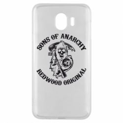 Чехол для Samsung J4 Sons of Anarchy