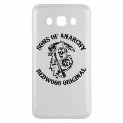 Чехол для Samsung J5 2016 Sons of Anarchy