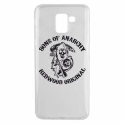 Чехол для Samsung J6 Sons of Anarchy