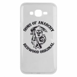 Чехол для Samsung J7 2015 Sons of Anarchy