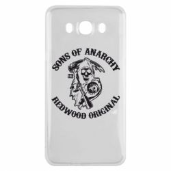 Чехол для Samsung J7 2016 Sons of Anarchy