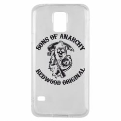 Чехол для Samsung S5 Sons of Anarchy