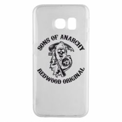 Чехол для Samsung S6 EDGE Sons of Anarchy
