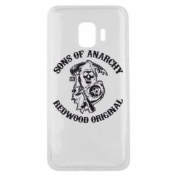 Чехол для Samsung J2 Core Sons of Anarchy
