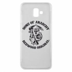 Чехол для Samsung J6 Plus 2018 Sons of Anarchy