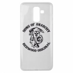 Чехол для Samsung J8 2018 Sons of Anarchy