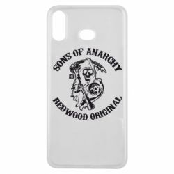 Чехол для Samsung A6s Sons of Anarchy