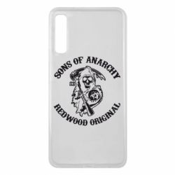 Чехол для Samsung A7 2018 Sons of Anarchy