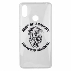 Чехол для Xiaomi Mi Max 3 Sons of Anarchy