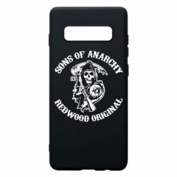 Чехол для Samsung S10+ Sons of Anarchy