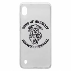 Чехол для Samsung A10 Sons of Anarchy