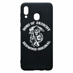 Чехол для Samsung A30 Sons of Anarchy