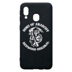 Чехол для Samsung A40 Sons of Anarchy