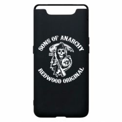 Чехол для Samsung A80 Sons of Anarchy