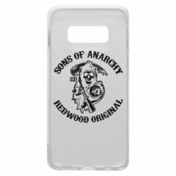 Чехол для Samsung S10e Sons of Anarchy