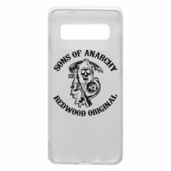 Чехол для Samsung S10 Sons of Anarchy
