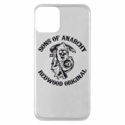 Чехол для iPhone 11 Sons of Anarchy
