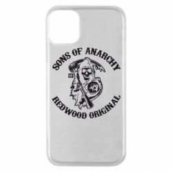 Чехол для iPhone 11 Pro Sons of Anarchy