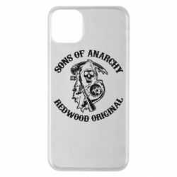 Чехол для iPhone 11 Pro Max Sons of Anarchy