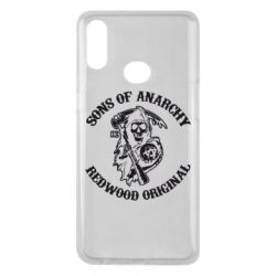 Чехол для Samsung A10s Sons of Anarchy