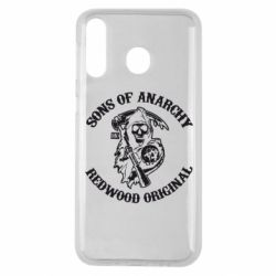 Чехол для Samsung M30 Sons of Anarchy