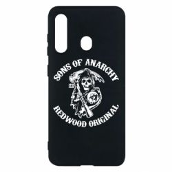 Чехол для Samsung M40 Sons of Anarchy
