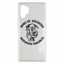 Чехол для Samsung Note 10 Plus Sons of Anarchy