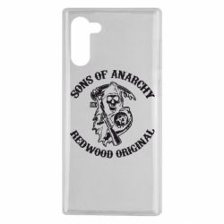 Чехол для Samsung Note 10 Sons of Anarchy
