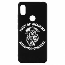 Чехол для Xiaomi Redmi S2 Sons of Anarchy